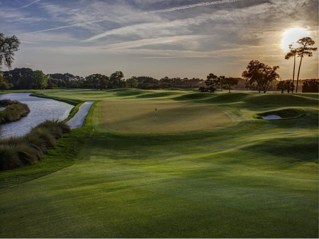 Secession Golf Course