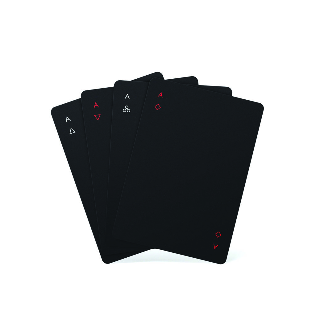 Areaware Minim Playing Cards