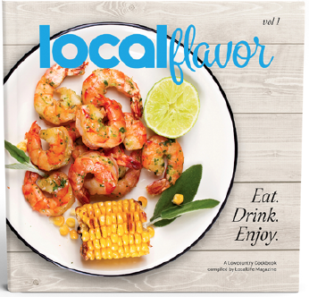Local Flavor, a Lowcountry cookbook