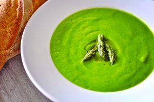 Asparagus Soup - Gigi Wilson