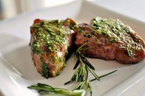 Grilled Lamb Chop Gigi Wilson