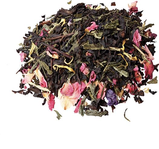 Hollyhock Tea