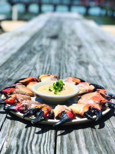 Hudson's Stone crab claw sauce